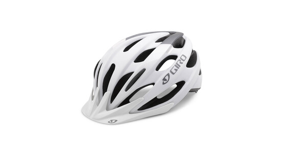 Giro Bishop Helmet Matte White/Silver